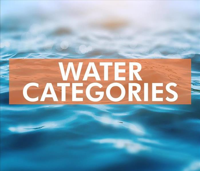 Commercial How To Identify Water Damage Categories