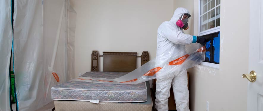 Overland Park, KS biohazard cleaning